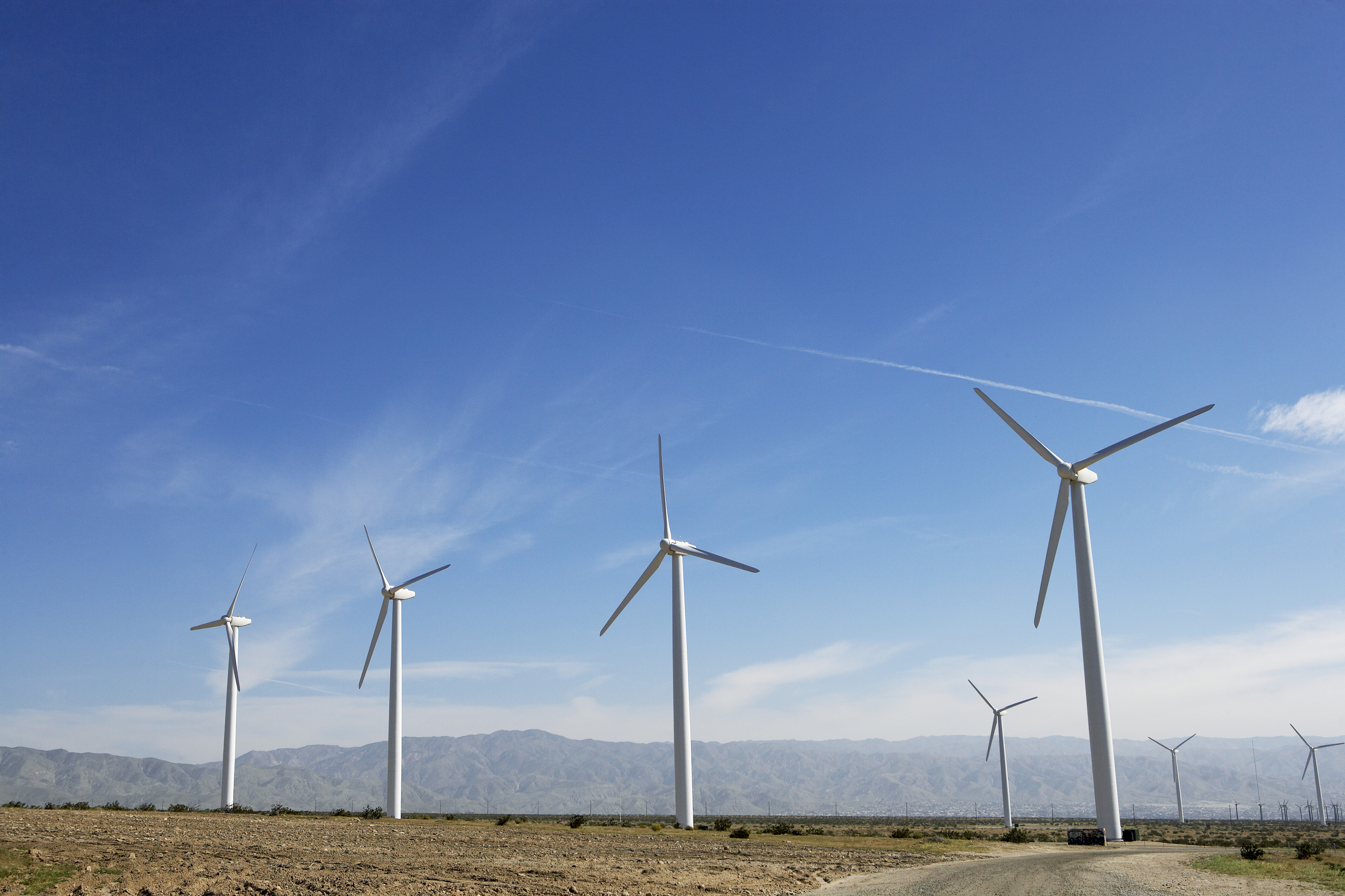 wind turbine - Blazing the Green Trail: UK Sets Renewable Energy Record