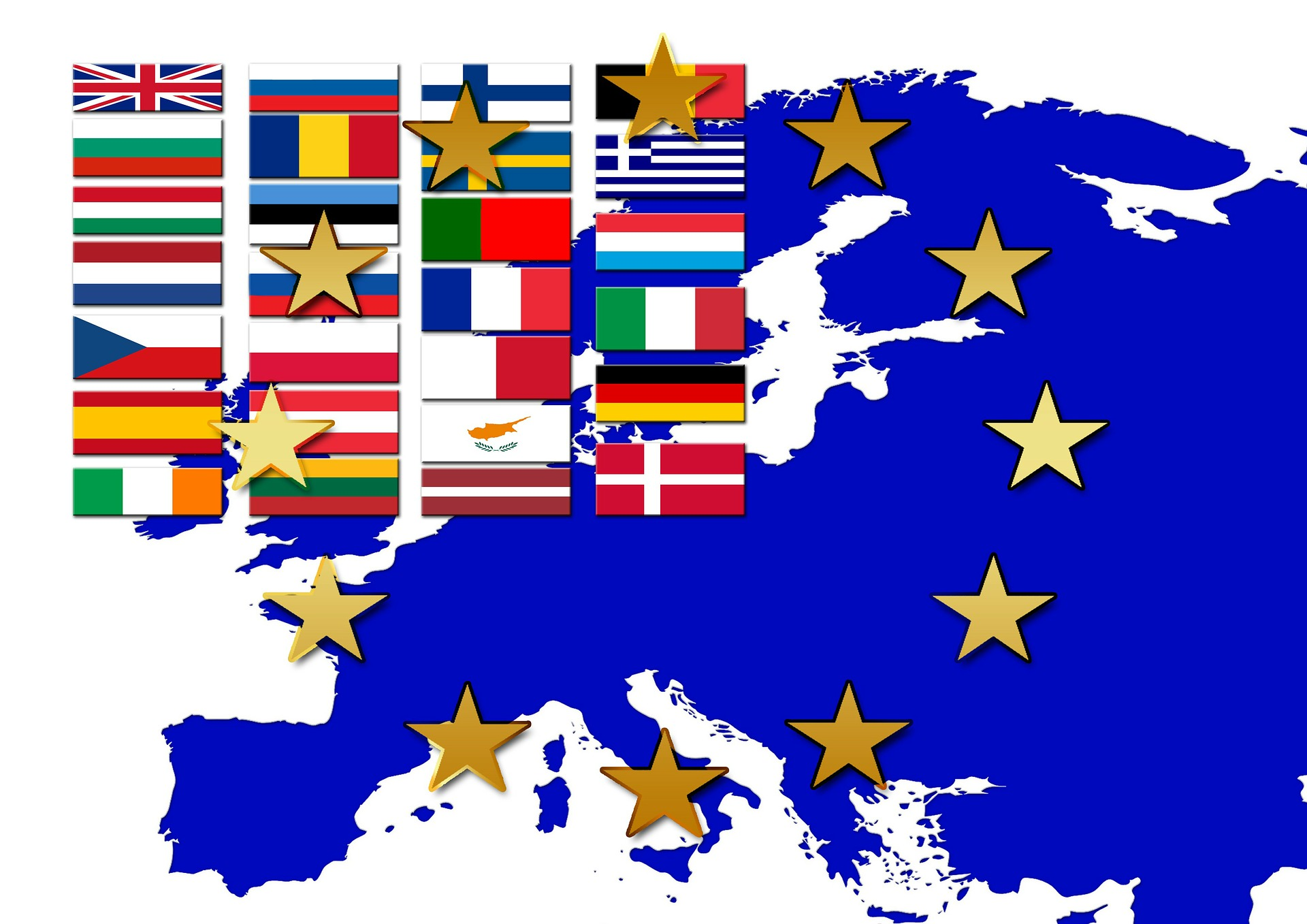 europe 67391 1920 - European Stubbornness at its Best: The Nations That Refuse to Budge