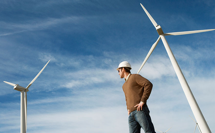 wind3 - Smart Grid: Is This The Solution To Global Warming?